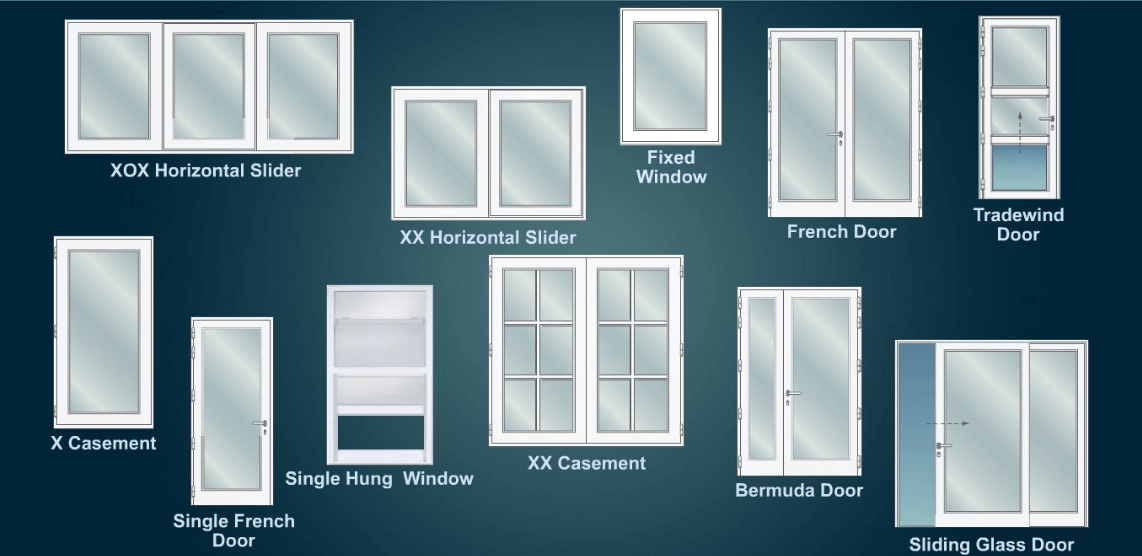 Hurricane Impact Resistant & Non-Impact Windows Fort ...